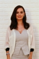 Saaho Movie Actress Evelyn Sharma Interview Photos