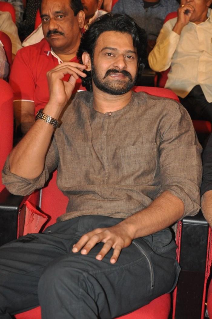 Actor Prabhas @ Express Raja Movie Audio Launch Stills