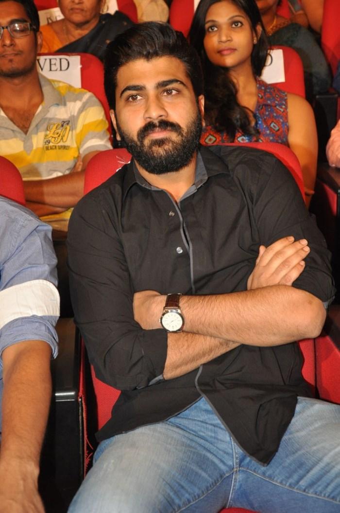 Hero Sharwanand @ Express Raja Movie Audio Launch Stills