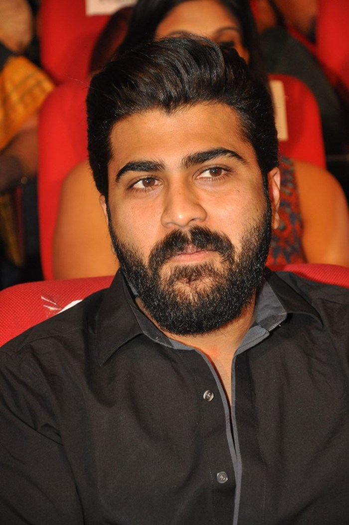 Hero Sharwanand @ Express Raja Movie Audio Launch Stills