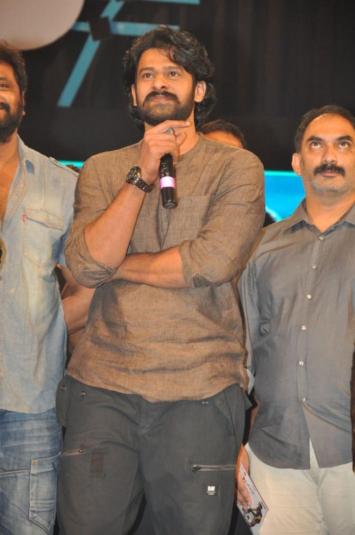 Prabhas @ Express Raja Movie Audio Release Photos