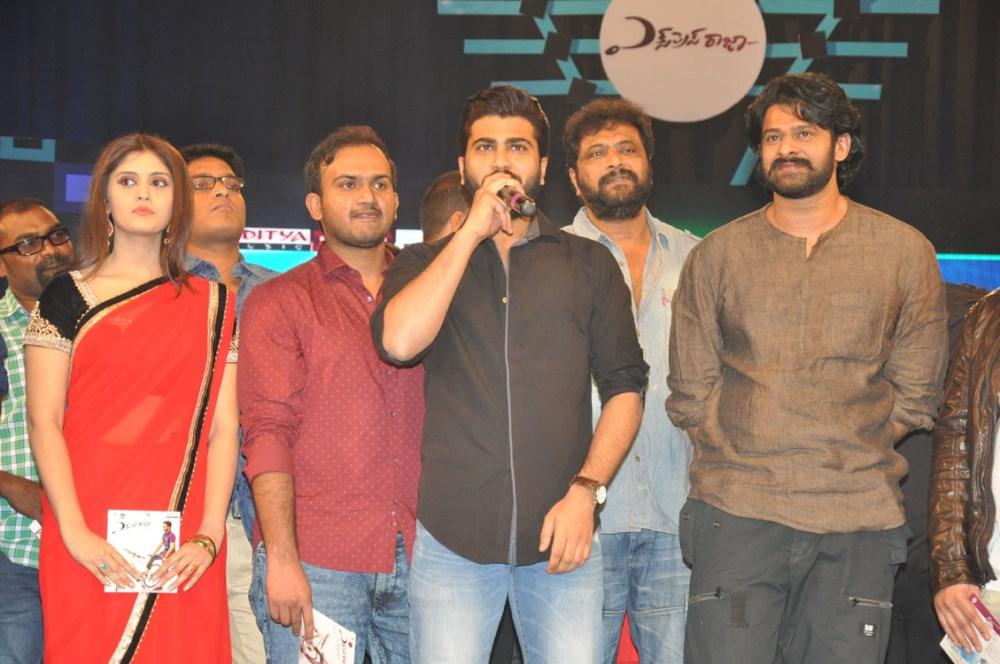 Sharwanand, Prabhas @ Express Raja Movie Audio Release Photos