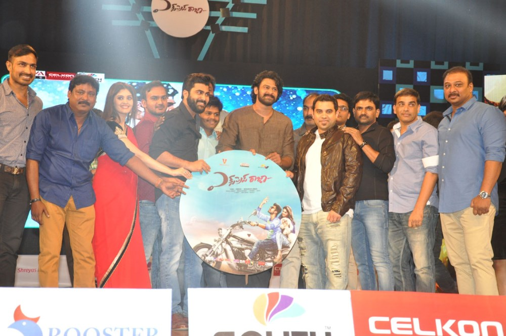 Express Raja Movie Audio Release Photos