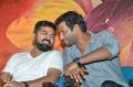 Simbu, Vishal @ Ezhumin Trailer Launch Stills