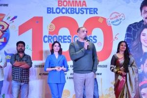 F2 Fun and Frustration Movie 100cr Blockbuster Press Meet Stills