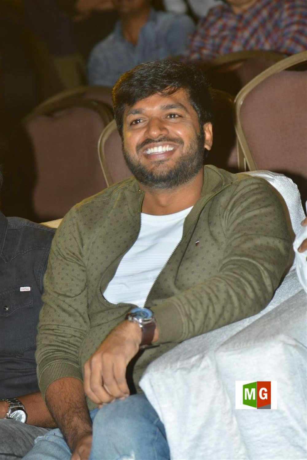Anil Ravipudi @ F2 Movie Press Meet Stills
