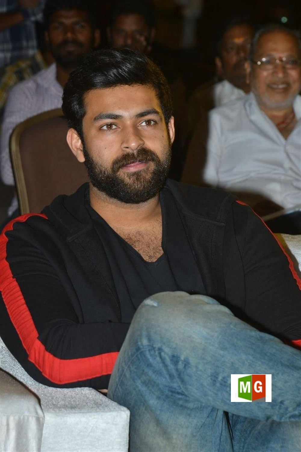 Varun Tej @ F2 Movie Press Meet Stills
