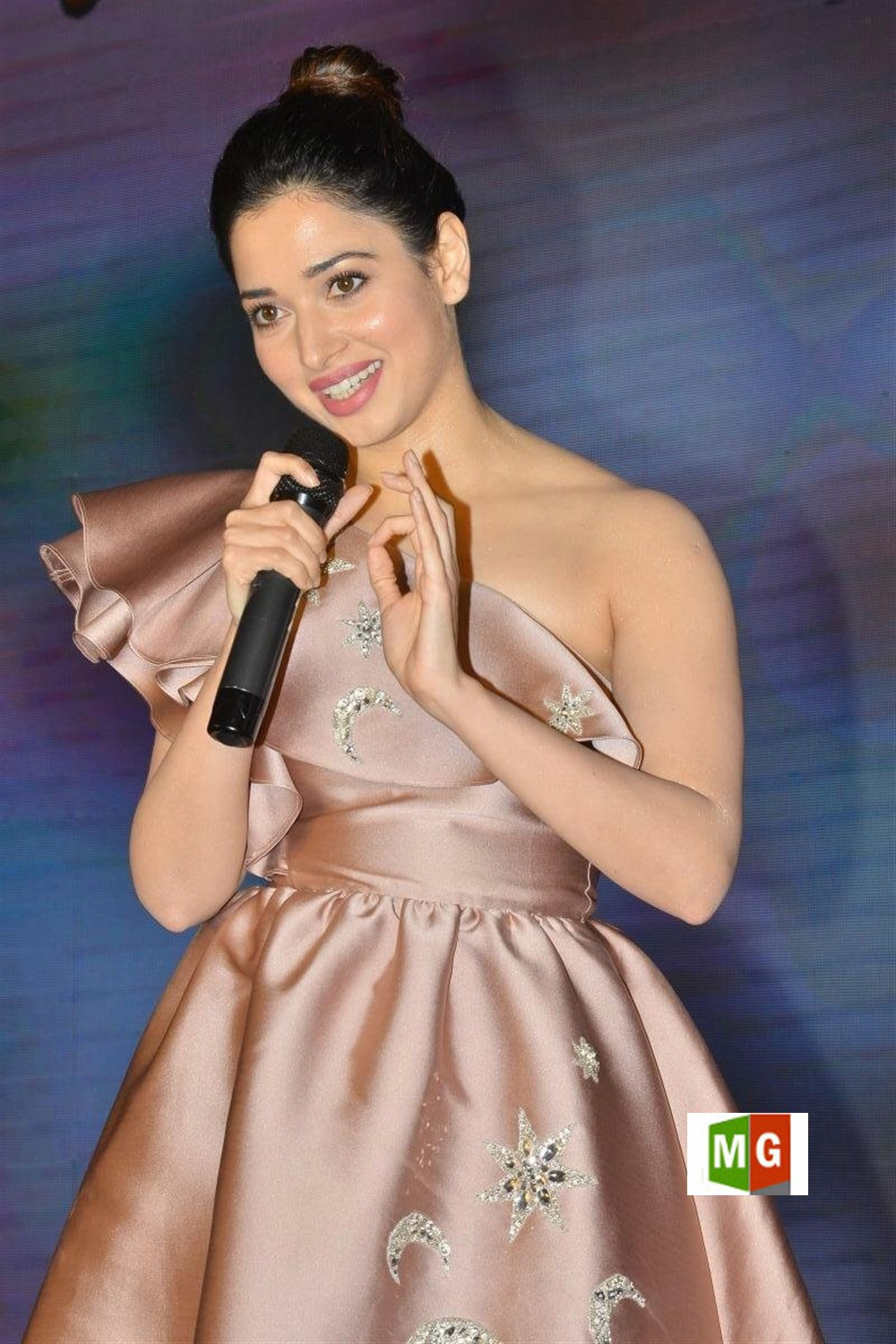 Actress Tamannaah @ F2 Movie Press Meet Stills