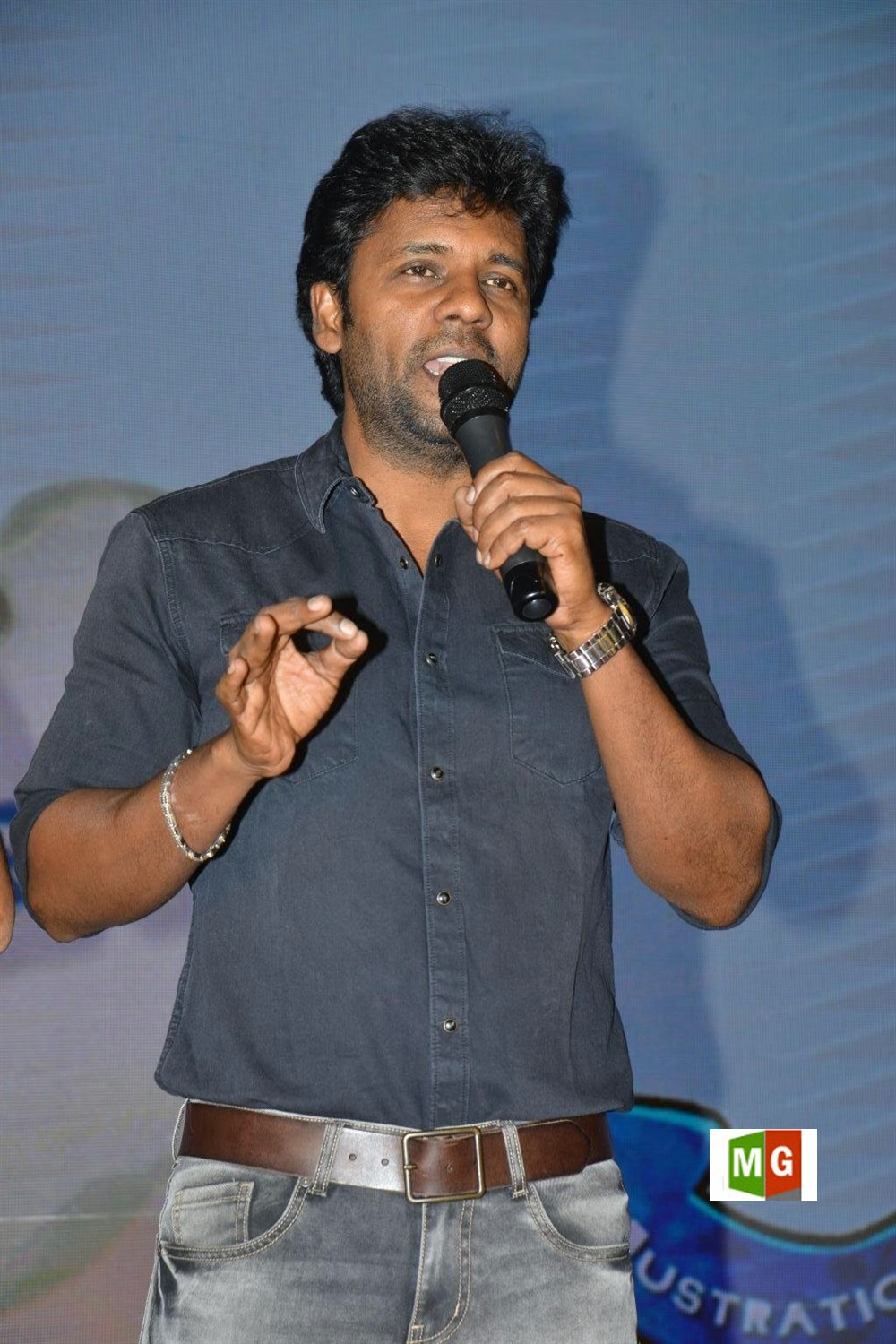 Sathyam Rajesh @ F2 Movie Press Meet Stills