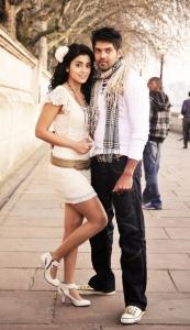 Arya Shriya Fair and Lovely Telugu Movie Photo Gallery