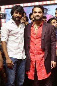 Nani, Vishwak Sen @ Falaknuma Das Movie Pre Release Event Photos