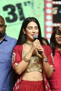 Actress Saloni Mishra @ Falaknuma Das Movie Pre Release Event Photos