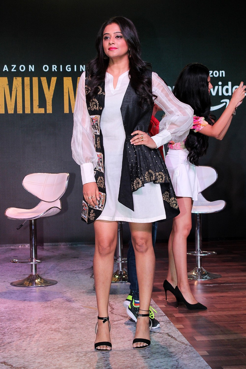 Priyamani @ The Family Man Amazon Prime Series Press Conference Stills