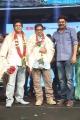Mani Sharma, Vamsi, Madhura Sreedhar Reddy @ Fashion Designer S/o Ladies Tailor Pre Release Function Stills