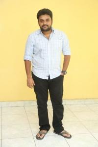 Actor Raghavendra @ Fashion Designer S/o Ladies Tailor Press Meet Stills