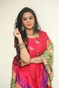 Actress Manasa Himavarsha @ Fashion Designer S/o Ladies Tailor Press Meet Stills