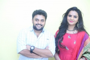Raghavendra, Manasa @ Fashion Designer S/o Ladies Tailor Press Meet Stills
