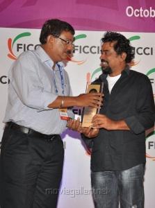 Priyadarshan, Santosh Sivan at FICCI MEBC 2012 Honoring Legends Photos