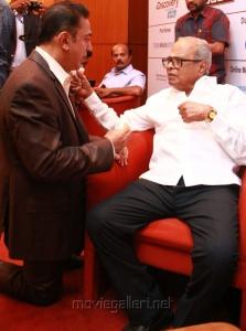 Kamal, K Balachandar at FICCI MEBC 2012 Honoring Legends Photos