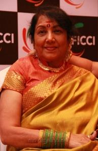 Actress Jayanthi at FICCI MEBC 2012 Honoring Legends Photos