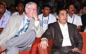 Barrie Osborne, Kamal Haasan at FICCI Honoring Legends Photos