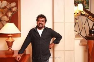 Cinematographer Santosh Sivan at FICCI MEBC 2012 Honoring Legends Photos