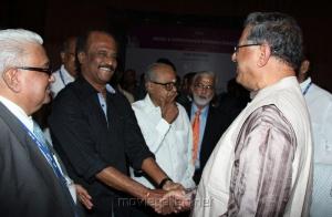 Rajinikanth at FICCI MEBC 2012 Honoring Legends Photos