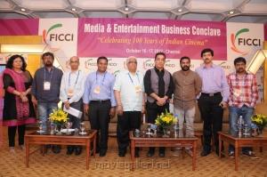 FICCI 2012 Closing Ceremony Press Meet Photos