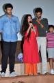 Varun Tej, Sai Pallavi, Sekhar Kammula @ Fidaa Movie Team Sandhya Theatre Tirupati Photos