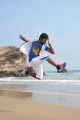 Mahendran in First Love Movie Photos