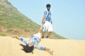 Amitha Rao, Mahendran in First Love Movie Photos