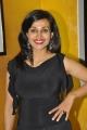 Telugu Actress Flora Saini Latest Photos in Black Dress