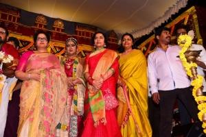 Tulasi Shivamani, Suhasini, Bhanupriya @ FNCC Felicitates K Viswanath & SPB Photos
