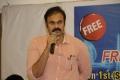 Nagendra Babu at FNCC Mega Diabetic Camp Press Meet Stills