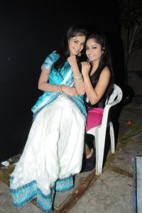 Anvika Rao, Madhavi Latha @ FNCC New Year Gala 2014 Celebrations Photos