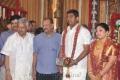 Kalpathi S Agoram @ Four Frames Kalyanam son Wedding Pictures