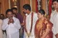 Actor Rajesh @ Four Frames Kalyanam son Wedding Pictures