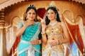 Ramya Krishnan, Richa Panai in Friendly Movies Stills