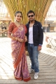 Naveen, Chandini @ Friendly Movies Telugu Film On Location Photos