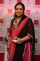 Poornima Bhagyaraj @ Frizz Da Can Cut Salon Launch Photos