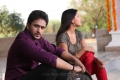 Manoj Nandam, Vinni in Full Guarantee Telugu Movie Stills