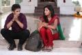 Manoj Nandam, Vinny in Full Guarantee Telugu Movie Stills
