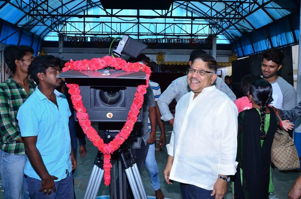 GA2 Production No4 Movie Opening Stills