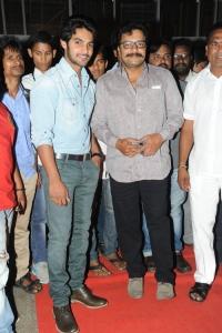 Aadi, Saikumar @ Gaalipatam Movie Audio Launch Stills