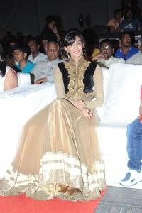 Actress Erica Fernandes @ Gaalipatam Movie Audio Launch Stills
