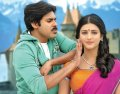 Pawan Kalyan Shruti Hassan in Gabbar Singh New Stills