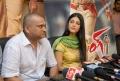 Ganesh Bandla, Shruti Haasan at Gabbar Singh Press Meet Stills