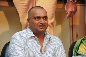 Producer Bandla Ganesh at Gabbar Singh Press Meet Stills