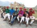 Gabbar Singh Swiss On Location Stills