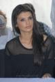 Gabriela Bertante in Black Dress Photos